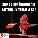 Paris : première avancée pour PAZ !