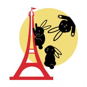 Accueillons les lapins à Paris