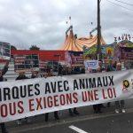 Manifestation à Ermont (95)